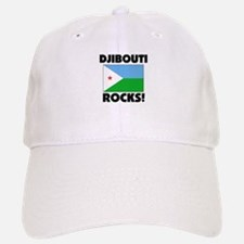 Djibouti Rocks Baseball Baseball Cap