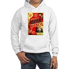 Marijuana Reefer Madness (Front) Jumper Hoody