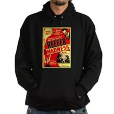 Marijuana Reefer Madness (Front) Hoodie