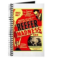 Marijuana Reefer Madness Journal