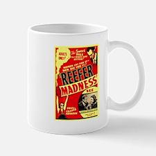 Marijuana Reefer Madness Mug