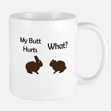 1/2 Bunny Mug