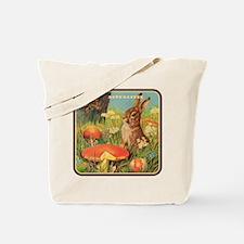 A/rabbit Tote Bag