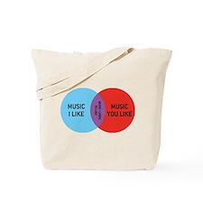 Music I Like Tote Bag