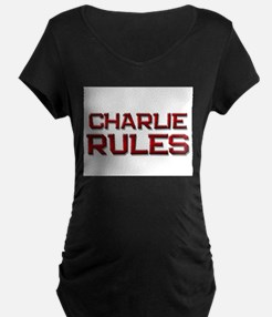 charlie rules T-Shirt
