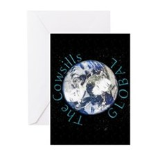 Global Note Cards (Pk of 10)