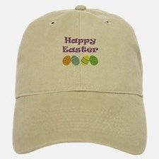 Happy Easter Baseball Baseball Cap