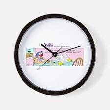 Cute Cartoon character Wall Clock