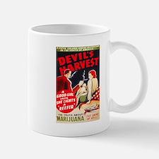 Marijuana Devil's Harvest Pot Mug