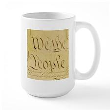 We The People I Mug