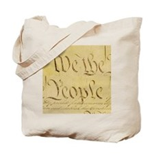We The People I Tote Bag