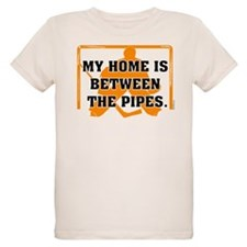 home between the pipes T-Shirt