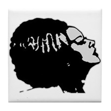 Frankies' Girl Tile Coaster