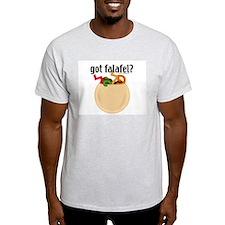 Falafel Ash Grey T-Shirt