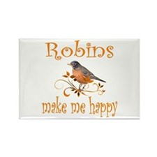 Robin Rectangle Magnet