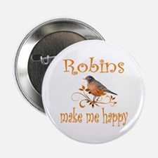 "Robin 2.25"" Button"
