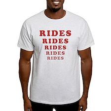 Adventureland Rides T-Shirt