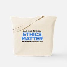 Ethics Matter Tote Bag