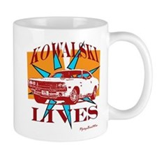 Cute Vanishing point Mug