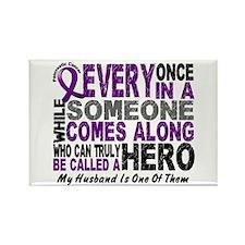 Hero Comes Along Husband Pancreatic Cancer Rectang