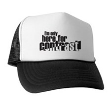 Contrast Trucker Hat
