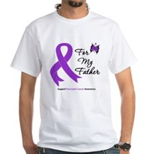 Pancreatic Cancer Father Shirt