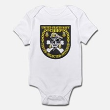 Chief Petty Officer Infant Bodysuit