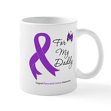 Pancreatic Cancer Daddy Mug