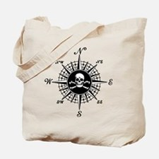 Compass Rose II Tote Bag