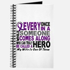 Hero Comes Along Wife Pancreatic Cancer Journal