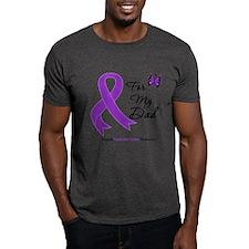 Pancreatic Cancer Dad T-Shirt
