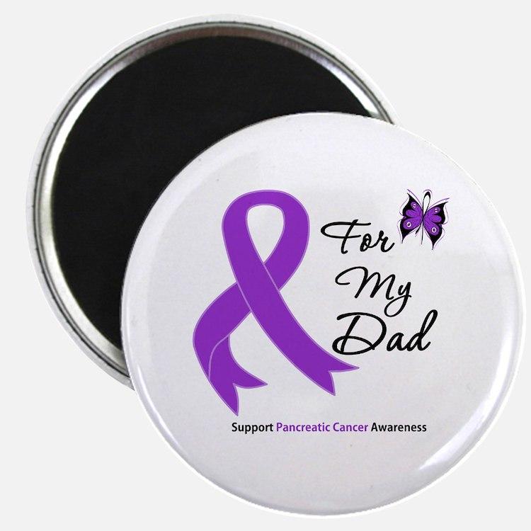 Pancreatic Cancer Dad Magnet