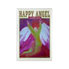 Happy Angel Magnet