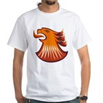 Screamin Eagle White T-Shirt