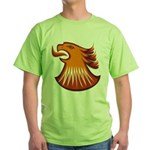 Screamin Eagle Green T-Shirt