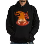 Screamin Eagle Hoodie (dark)