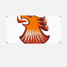 Screamin Eagle Banner
