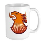 Screamin Eagle Large Mug