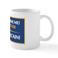 Don't Blame Me... Mug
