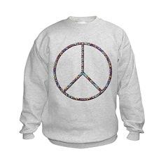 Peace, Baby Sweatshirt