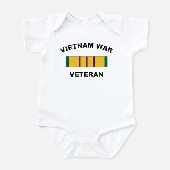 Vietnam War Veteran 2 Infant Creeper