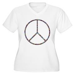 Peace, Baby T-Shirt