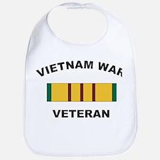 Vietnam War Veteran 2 Bib