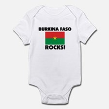 Burkina Faso Rocks Infant Bodysuit