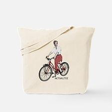 A/bicycle Tote Bag