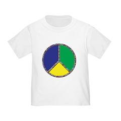 Peace, Baby Toddler T-Shirt