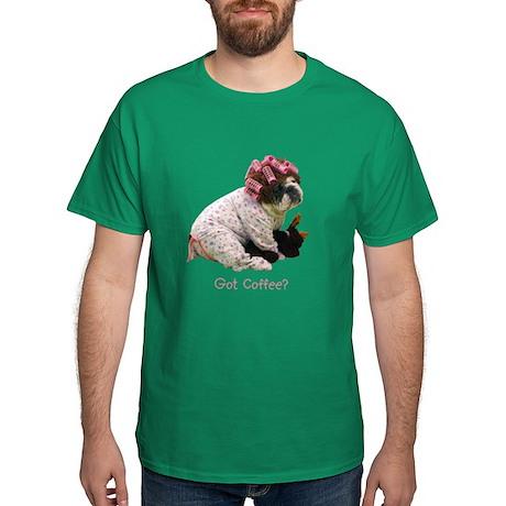 Got Coffee Dark T-Shirt