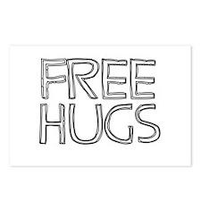Free Hugs Postcards (Package of 8)