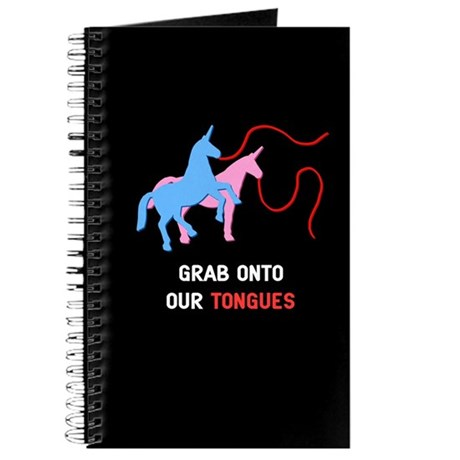 Grab Onto Our Tongues Journal
