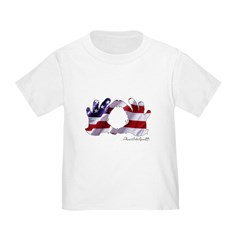 Hand Sign Flag T